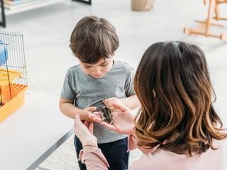 Совет дня: будьте всегда на стороне ребенка