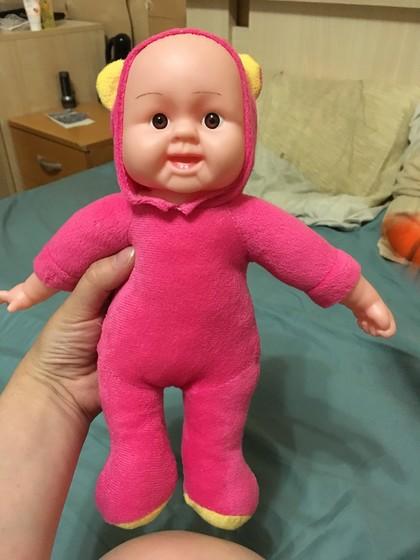 Первые куклы)