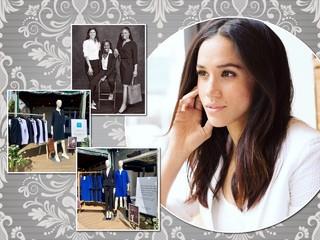 Коллаборация года: Меган Маркл представила капсульную коллекцию женской одежды для офиса