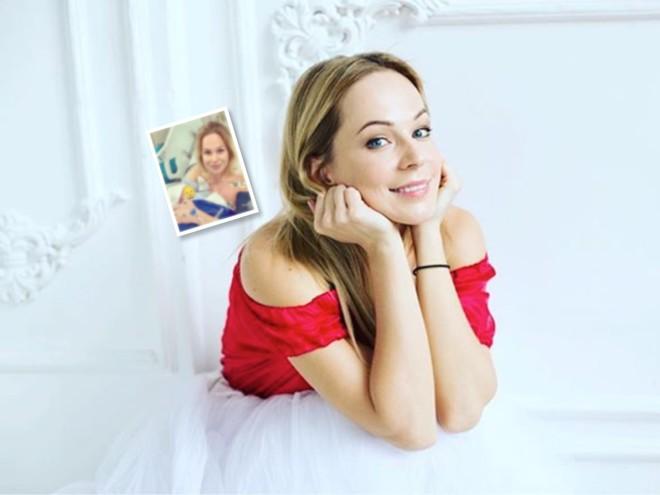 7-й кадр: Актриса Ирина Медведева впервые стала мамой