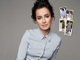 Стильная битва: Тина Канделаки повторила модные образы Меган Маркл