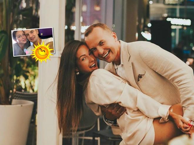 Почти не тайна: Нюша и Игорь Сивов показали дочку на новом семейном портрете