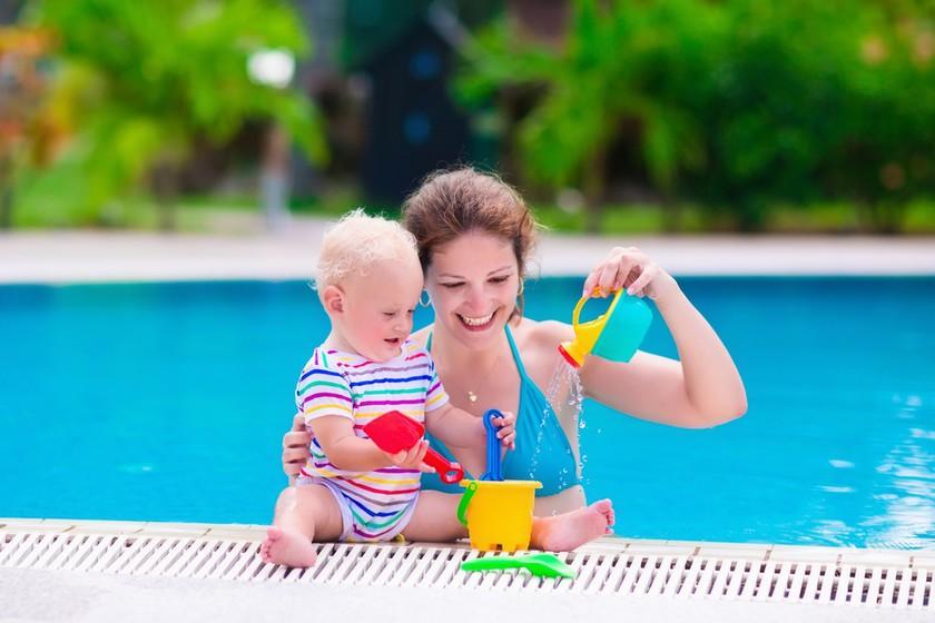 Как поехать в отпуск с ребенком. Советы опытных мам
