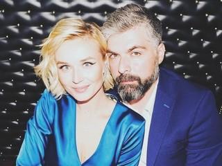 Муж Полины Гагариной рассказал, как его называет дочка