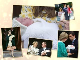 Древняя традиция: почему всех малышей в королевских семьях укутывают после рождения именно в шаль