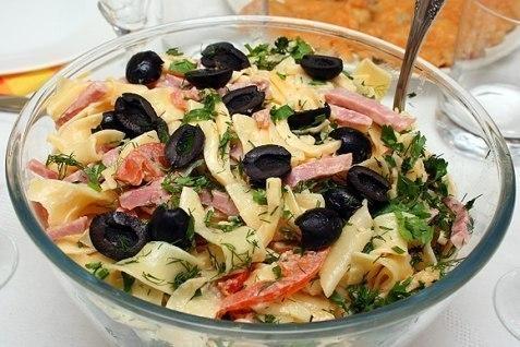 Одноклассники рецепты салатов