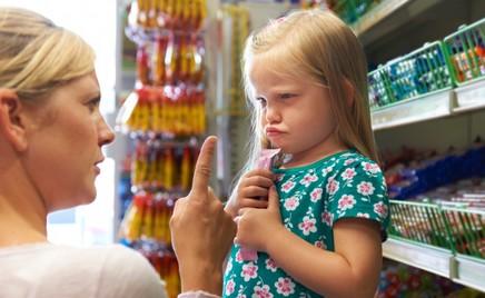 Совет дня: чтобы избежать детской истерики, воспользуйтесь «волшебным списком»