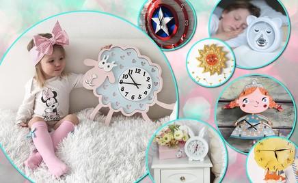 Не просто декор: как выбрать часы для детской комнаты, которые не разочаруют