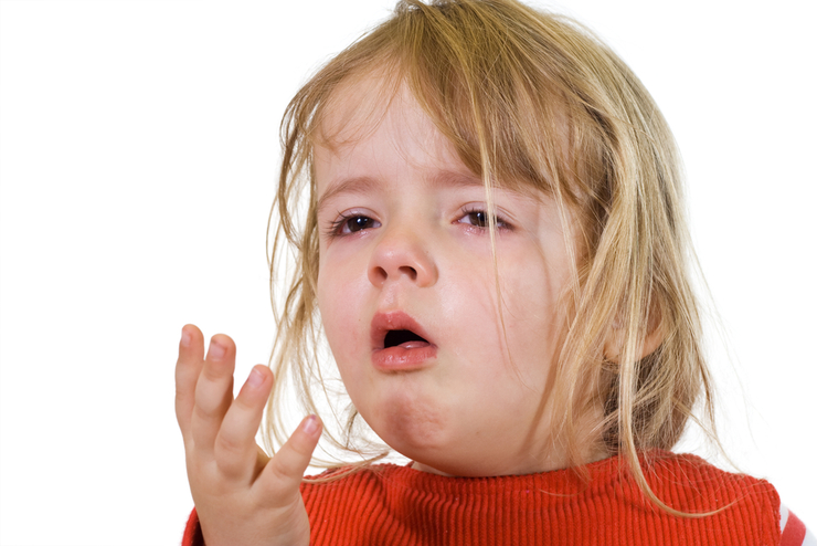 Что делать когда грудной ребенок подавился