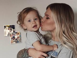 Дочка певицы Риты Дакоты впервые встретилась с дедушкой