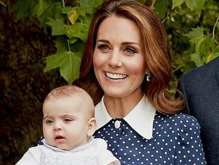 Кейт Миддлтон рассказала, как принц Луи делает первые шаги