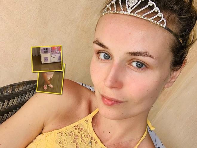 Настоящий замок: Полина Гагарина показала подарок для дочки