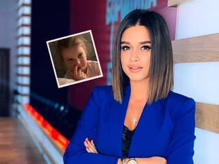 Смешно до слез: младшая дочь Ксении Бородиной показала, что будет, если оставить её с маминой помадой