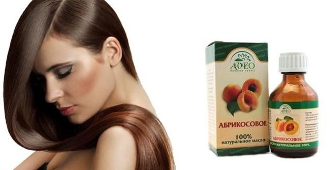 Как использовать абрикосовое масло для питания и лечения волос