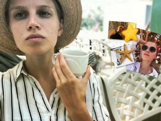 Дарья Мельникова поделилась фотографиями сыновей с отдыха