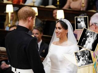 Принц Гарри и Меган Маркл обнародовали секретные снимки со свадьбы в их первую годовщину