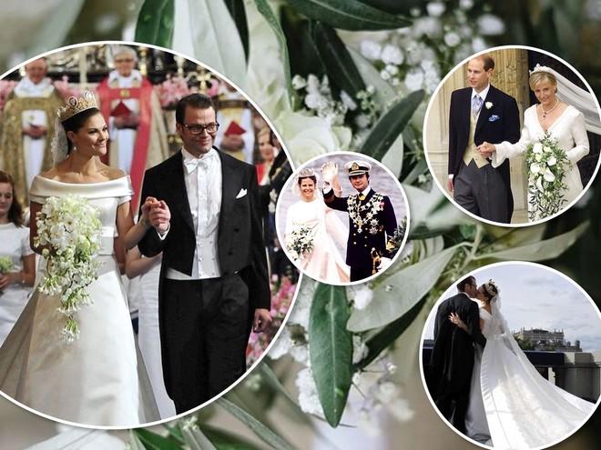 Счастливая дата: сразу три королевские семьи отметили годовщины свадьбы