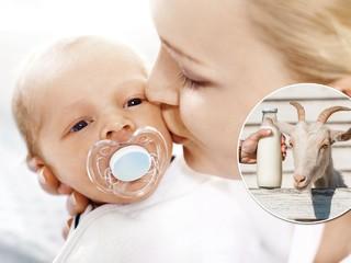 Свекровь хочет докармливать моего ребенка козьим молоком