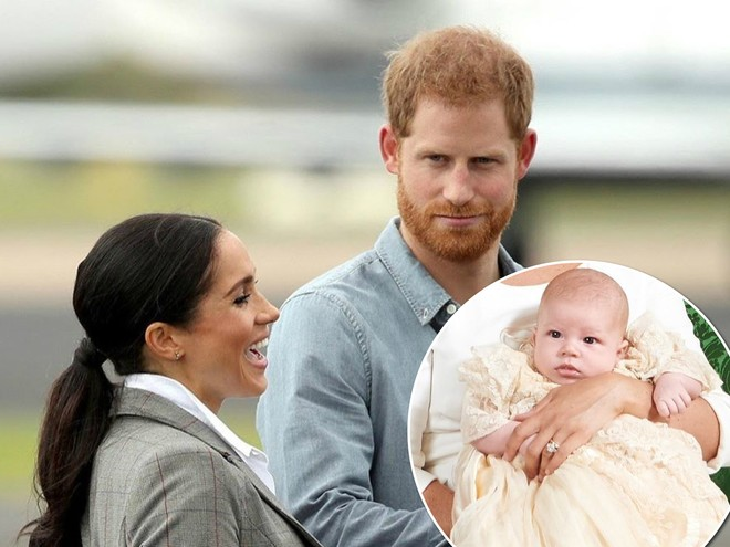 Малыш растет: популярная телеведущая рассекретила, сколько сейчас весит сын принца Гарри