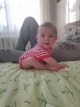 6 месяцев ❤️
