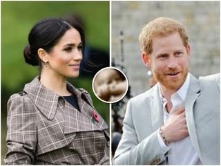 Одно лицо: на кого больше похож первенец принца Гарри и Меган Маркл