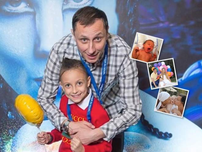 Вадим Галыгин трогательно поздравил сына с 8-летием и показал видео с момента его рождения