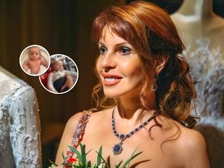 Красавец: Наталья Штурм впервые показала лицо 2-месячного внука