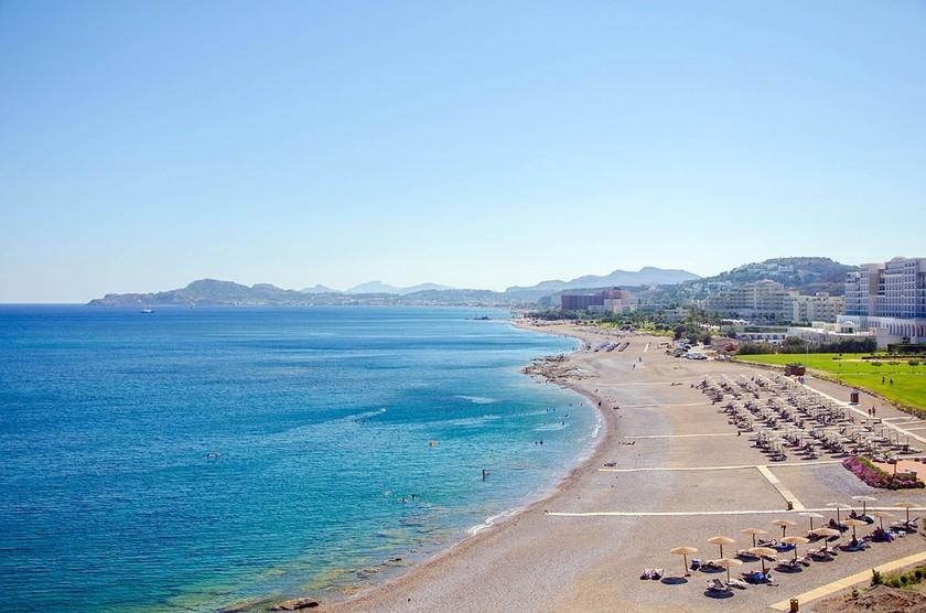 о. Родос, Греция.