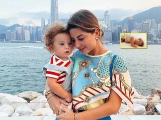 Мой лимончик: Галина Юдашкина показала милый видеоролик с участием младшего сына