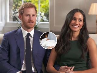 Стала известна предположительная дата крещения сына принца Гарри и Меган Маркл