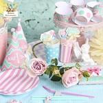 Мятно-розовое настроение..