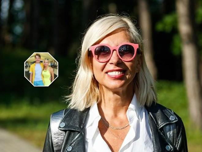 «Моя малютка»: Алена Свиридова показала старшего сына-красавца