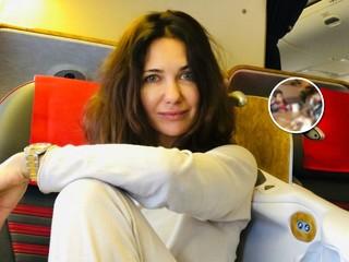 Екатерина Климова показала любимую игру трехлетней дочери