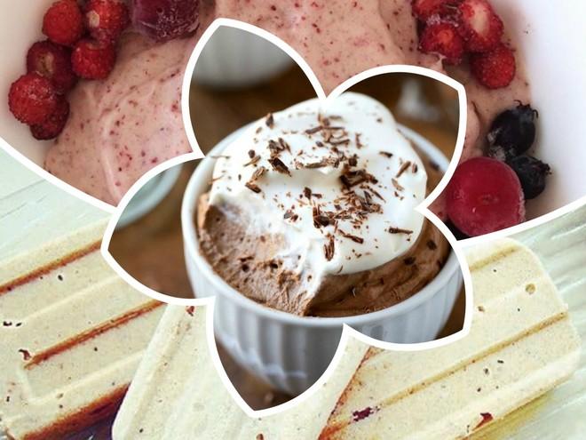 3 невероятно легких рецепта мороженого, которое не навредит фигуре