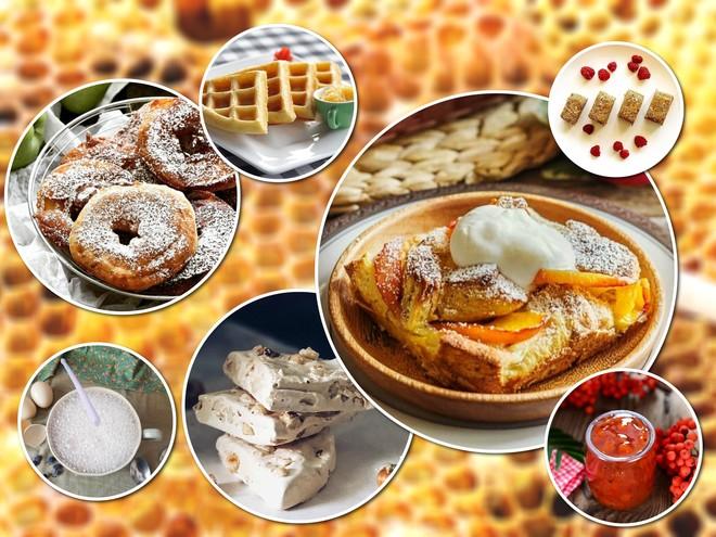 Будет сладко! 7 рецептов блюд с медом