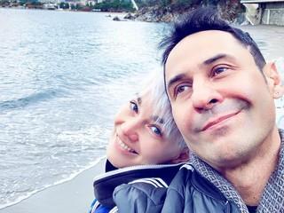 «Не представляю жизни без тебя»: Стас Костюшкин трогательно поздравил жену с днем рождения
