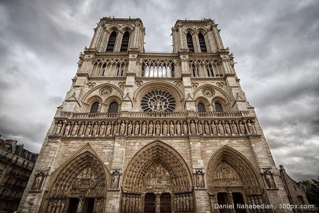 Собо́р Пари́жской Богома́тери, также парижский