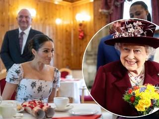 Неожиданно: королева готовит особый подарок ко дню рождения Меган Маркл