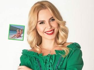 В одном цвете: Пелагея показала пляжные фото с дочкой в стиле family look