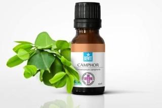 Камфорное масло для лица: свойства, популярные рецепты