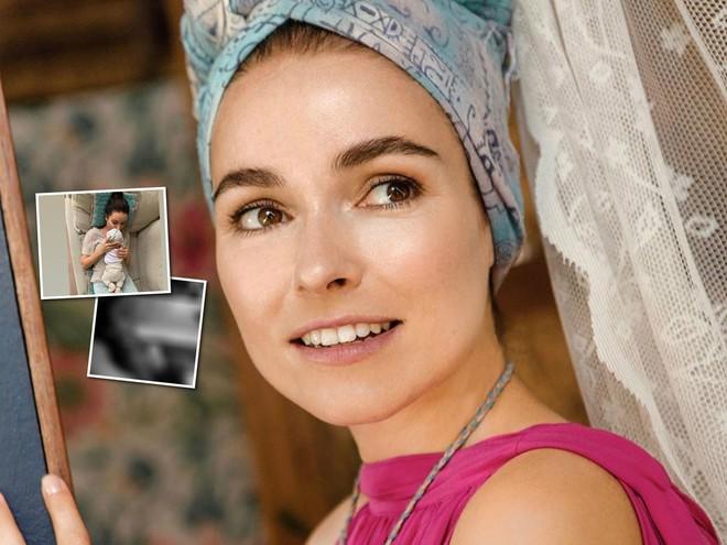 Самое сокровенное: Ирена Понарошку показала уникальное фото с родов