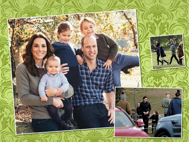 Новый выход: фото Кейт Миддлтон и принца Уильяма с детьми умилили поклонников