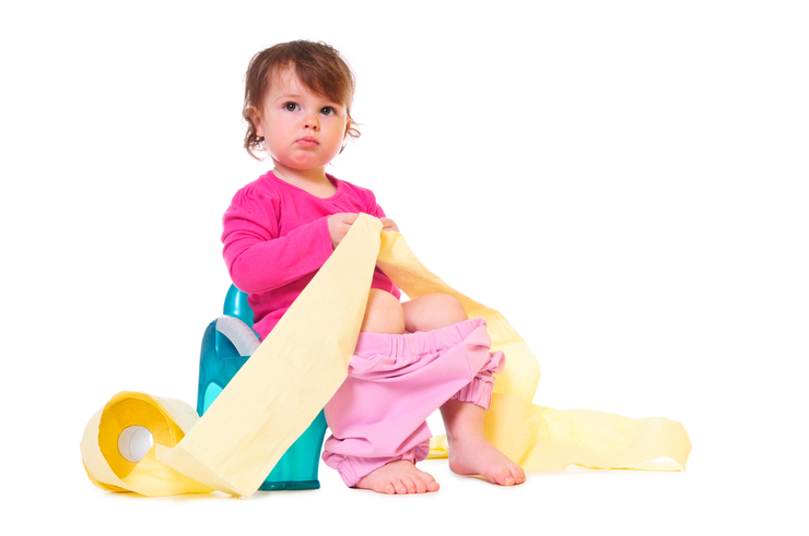 зеленый понос у ребенка
