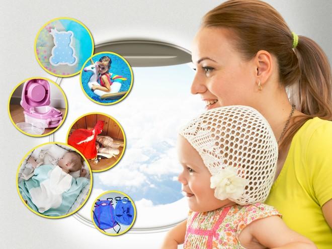 Шпаргалка для мамы: что взять с собой в путешествие с малышом?