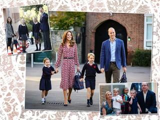 Какие школы выбрали для своих детей Кейт Миддлтон, королева Летисия и другие мамы из королевских семей