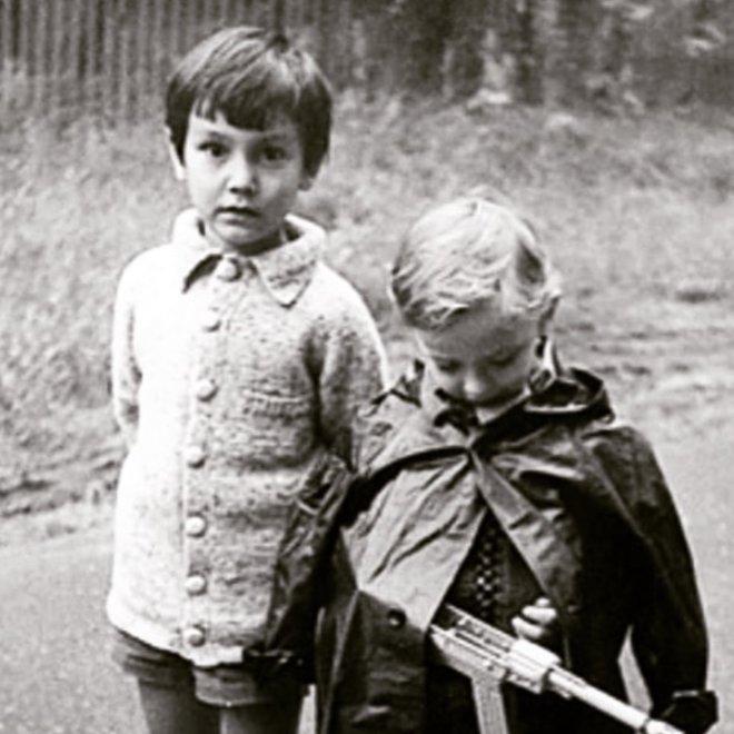 Егор Кончаловский и Степан Михалков