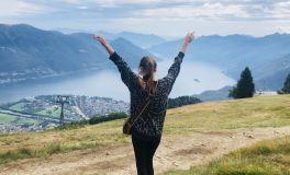 Горы   швейцария