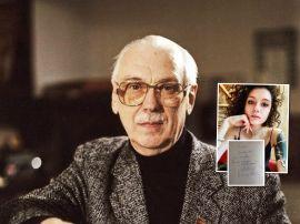 Семейная реликвия: Сергей Михалков оставил для своей правнучки трогательную записку