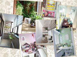 Кабинет, сад, детская и не только: 30 идей для балкона