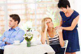 Как наладить испорченные отношения со свекровью